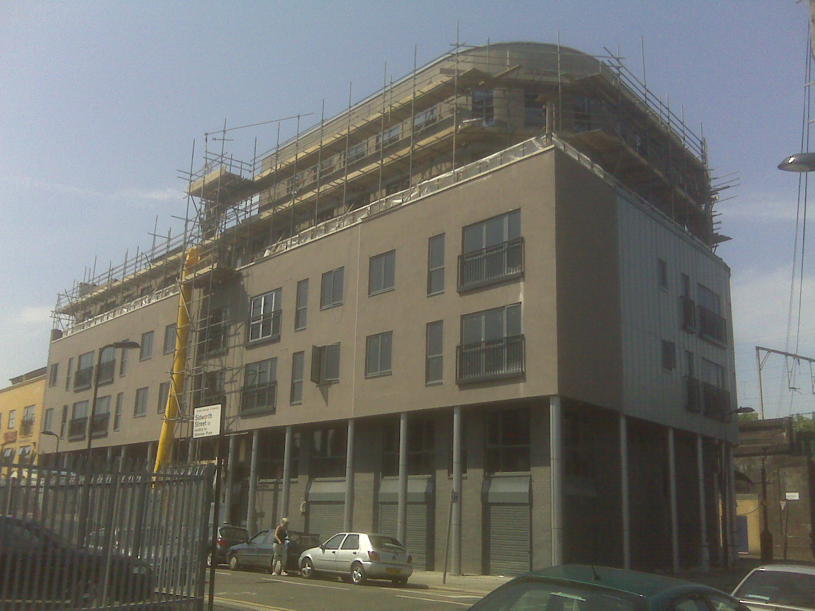 Sidworth Street Mixed-use Development