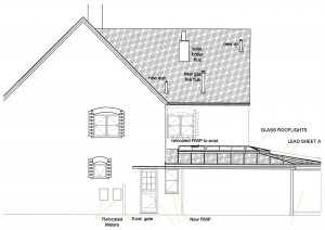 Extension, Wonersh, Surrey, GU5 0RY
