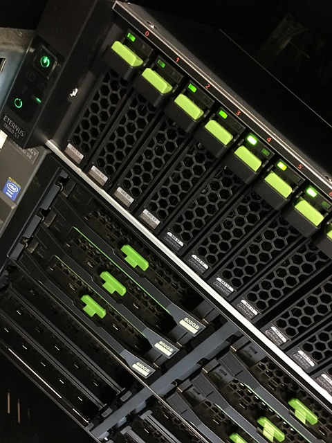 green data centre servers