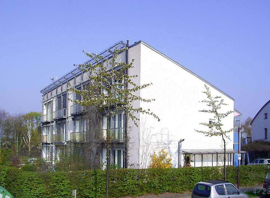 zero carbon home Germany