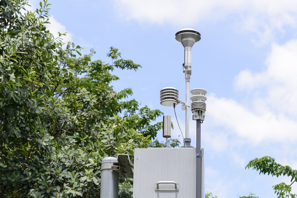 Air quality monitoring assessment